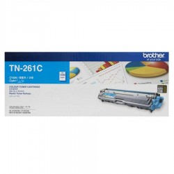 Brother TN-261 Orijinal Toner - C