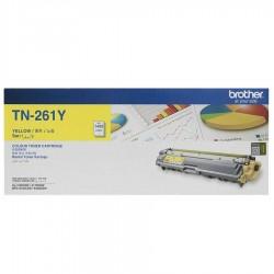 Brother TN-261 Orijinal Toner - Y