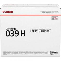 Canon CRG-039H/0288C001 Orijinal Toner Yüksek Kapasiteli