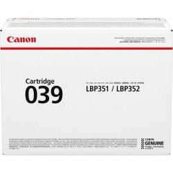 Canon CRG-039/0287C001 Orijinal Toner