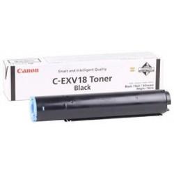 CANON EXV-18 Orijinal Toner - IR1018 / 1020 / 1022 / 1024