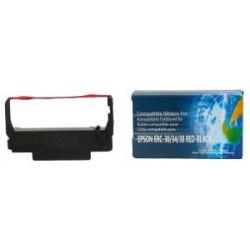 Epson ERC-30-34-38 Smart Şerit Kırmızı-Siyah