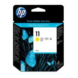 HP 11-C4838A Orijinal Mürekkep Kartuş Sarı 28ml