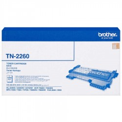 Brother TN-2260 Orijinal Toner
