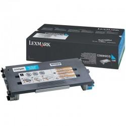 Lexmark C500-C500H2CG Mavi Orijinal Toner