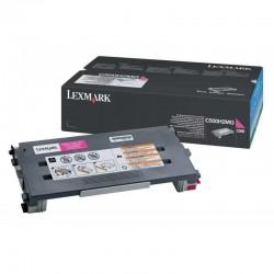 Lexmark C500-C500H2MG Kırmızı Orijinal Toner