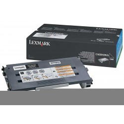 Lexmark C500-C500H2KG Siyah Orijinal Toner