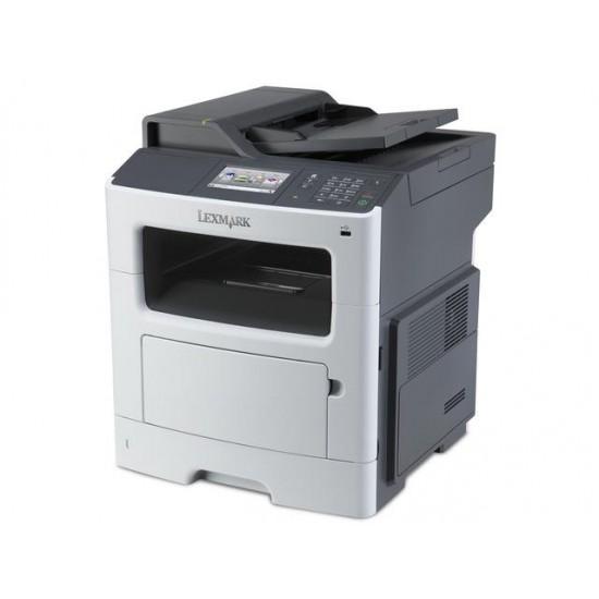 Lexmark MX410-DE Fotokopi + Faks + Tarayıcı + Yazıcı