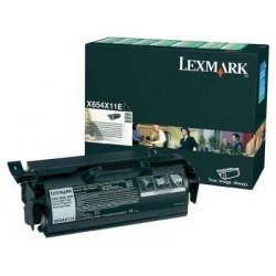 Lexmark  X654 Orijinal Toner - 36K