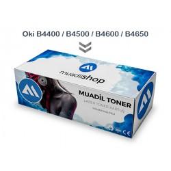 Oki B4400 / B4500 / B4600 / B4650 Muadil Toner