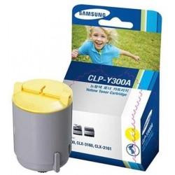 Samsung CLP-300/ST945A Orijinal Toner - Y