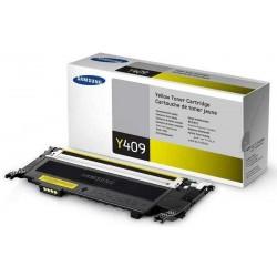 Samsung CLP-310/CLT-Y409S/SU485A Orijinal Toner - Y