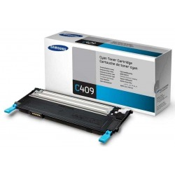 Samsung CLP-310/CLT-C409S/SU008A Orijinal Toner - C